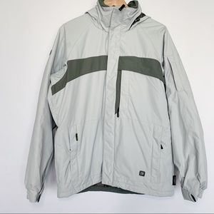 Columbia Gray Ski Snowboard Jacket